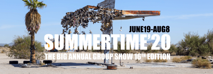 Summertime '20 – The Annual Group Show 16th Edition
